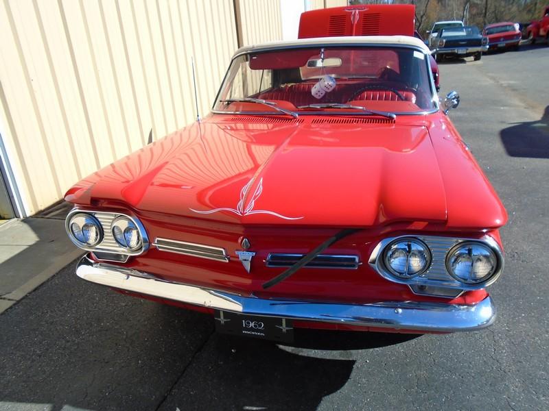 1962 Chevrolet Covair Monza
