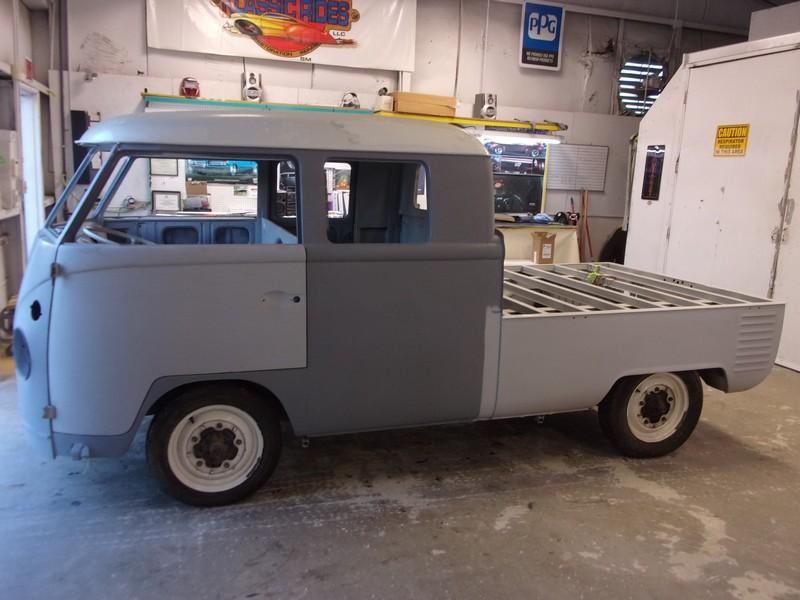 1965 VW Double Cab Transporter