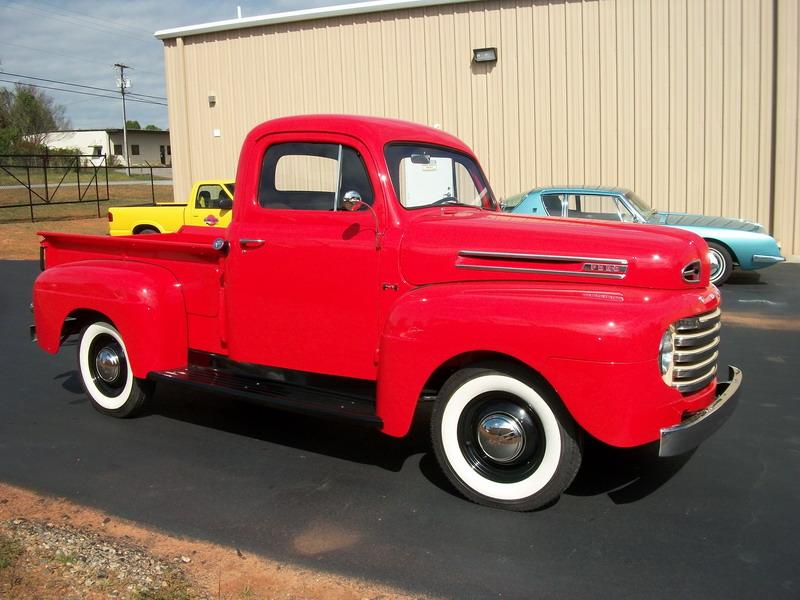 1948 Ford F1 Truck